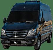 Crete Taxi Transfers Mini Van